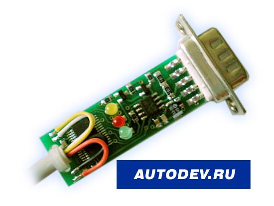 BM9213  автомобильный адаптер KLлинии USB