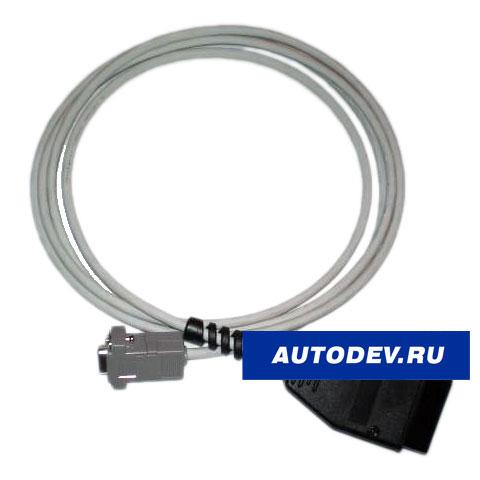 Кабель OBD-II для адаптера USB-KKL (длина 3 метра)
