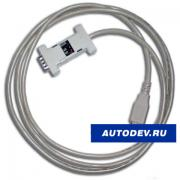 Преобразователь интерфейсов USB-COM(RS232) (Не Китай!!!)