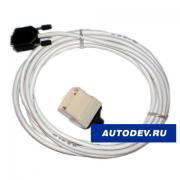 Кабель ГАЗ для адаптера USB-KKL (длина 3 метра)