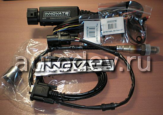 Широкополосный датчик кислорода с контроллером LC-2 (P/N: 3877)