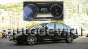 CAN подмотка на Mercedes S500 W222 2014